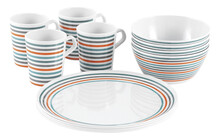 Easy Camp Melamine Set 4 person